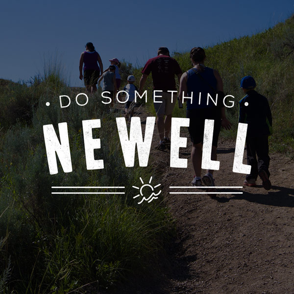 Do Something Newell campaign project