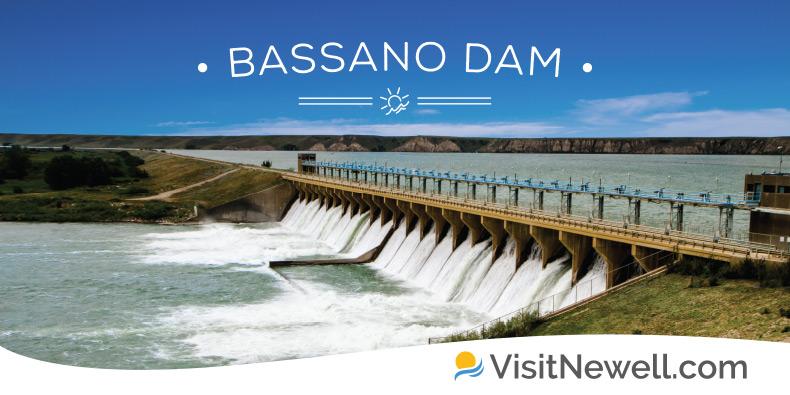 Visit Newell Billboard Bassano Dam