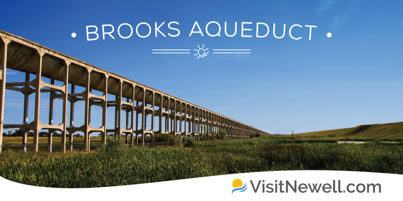Visit Newell Billboard Brooks Aqueduct