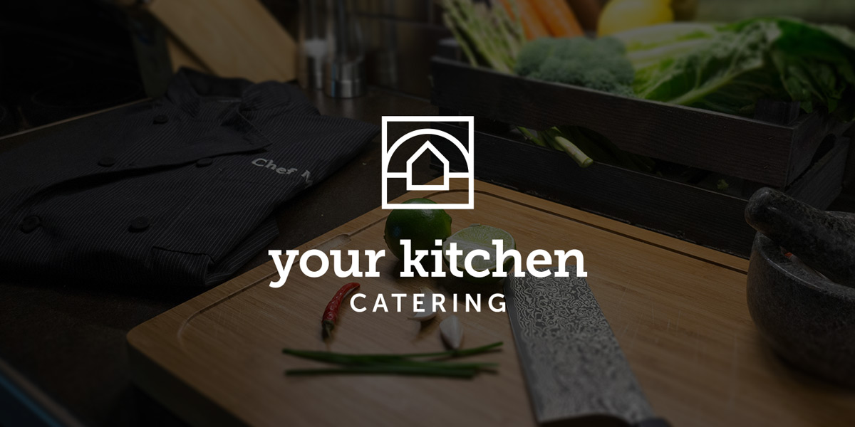 Your Kitchen Catering logo