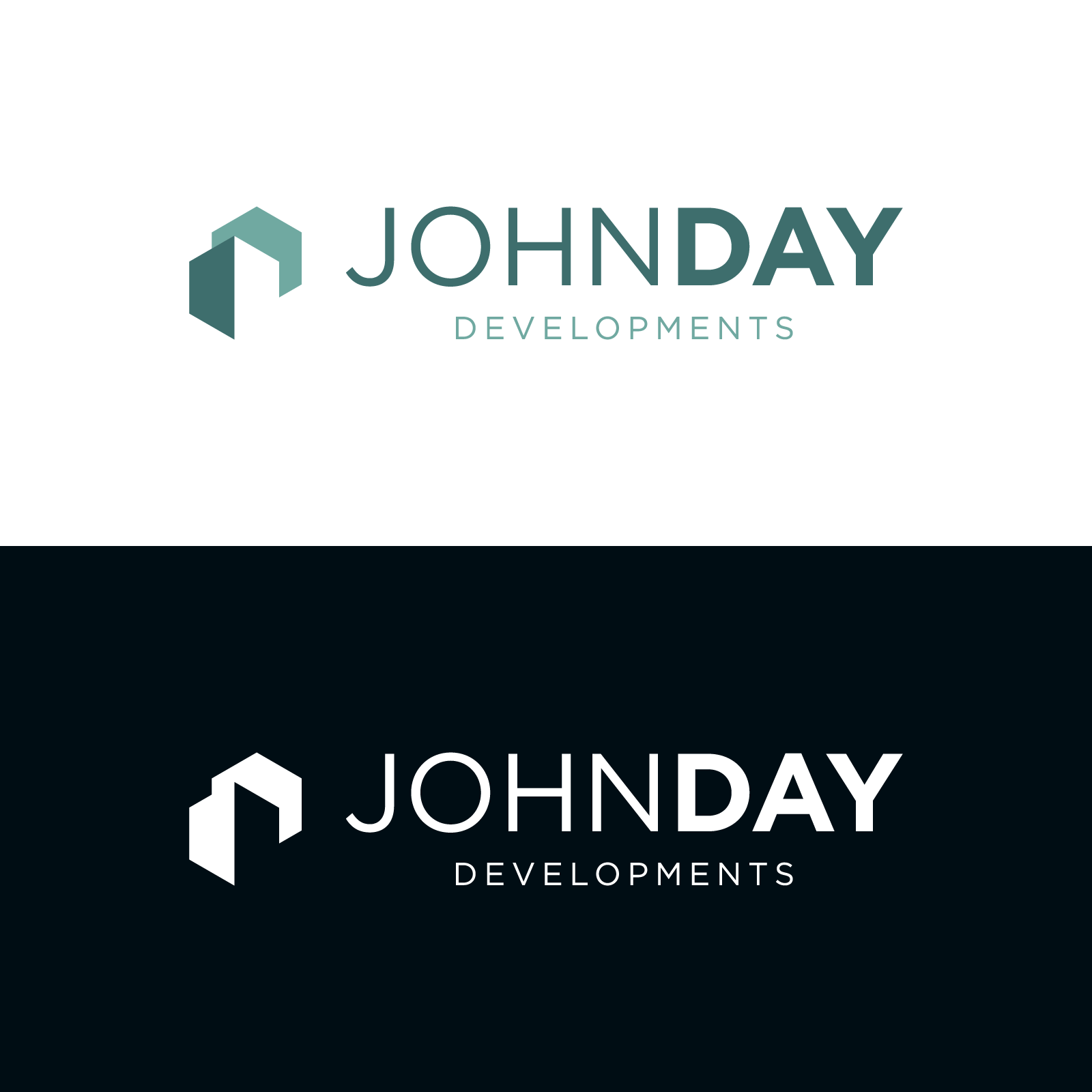 John Day Developments final logo redesign