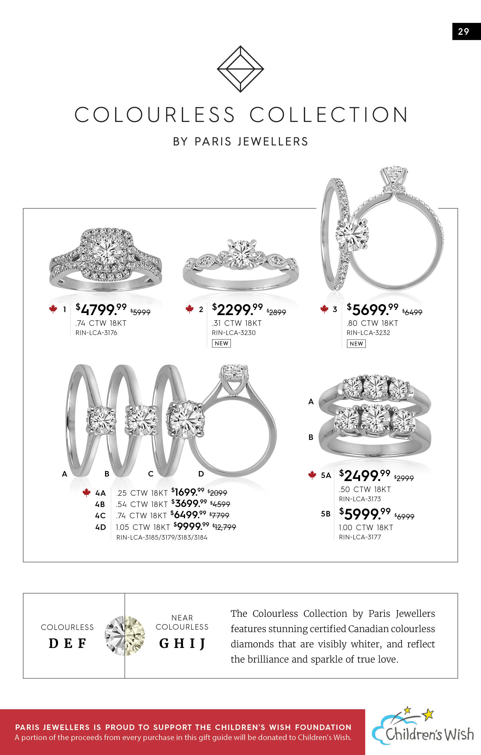 Paris Jewellers Moments Page Preview