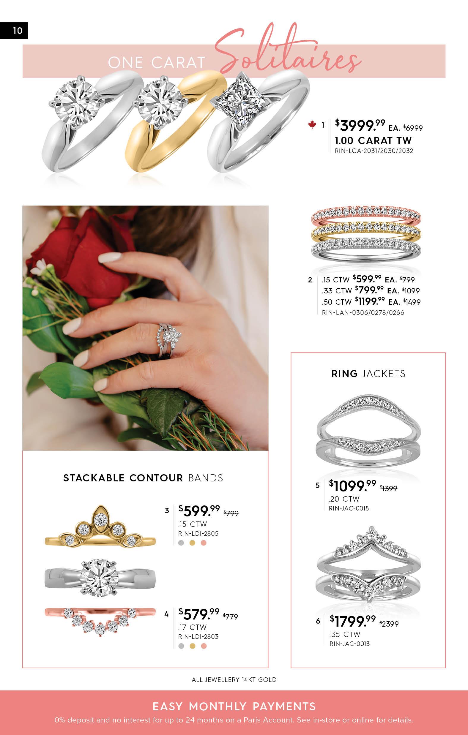 Paris Jewellers Celebrate Love 2021 Page 11
