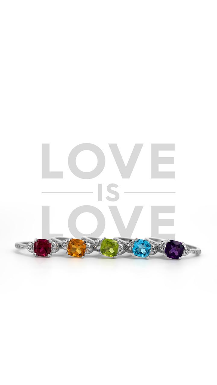 Paris Jewellers pride instagram story