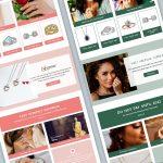 Paris Jewellers Landing Pages thumbnail